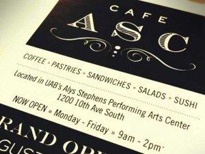 Grab breakfast, lunch, Starbucks coffee at new Café ASC