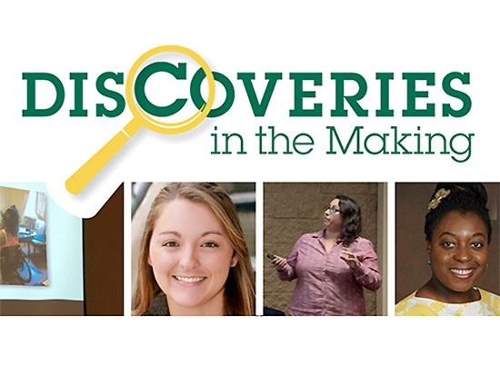 Discoveries in the making series returns Sept. 11