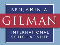 Gilman Scholarships send two students abroad for the 2017-2018 academic year