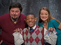"Theatre UAB presents comedy, horror spoof ""Bat Boy: The Musical"""