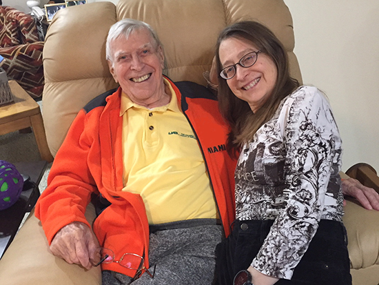 Meet My Loved One: Making palliative connections in times of isolation