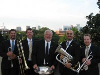 Faculty Brass Quintet invited to tour Latvia, Estonia