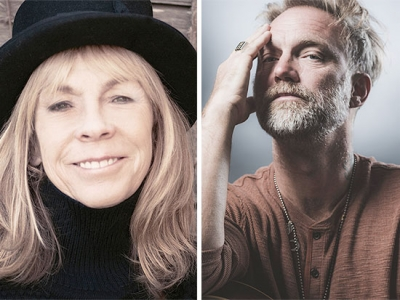 Rickie Lee Jones and Anders Osborne, Sept. 30 at UAB's Alys Stephens Center