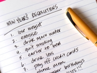 Plan to succeed – UAB experts offer New Year's resolution tips