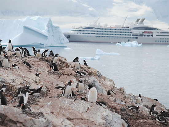 Antarctica marine biology explorers embark on 2018 journey