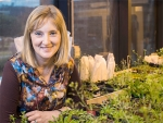 She brought 'green' science to UAB: Karolina Mukhtar and plant immunology