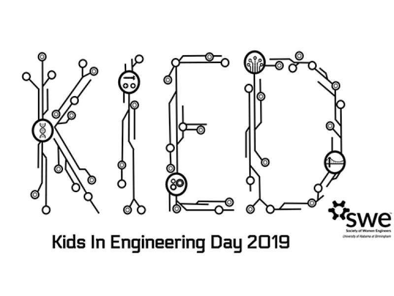 UAB's Society of Women Engineers will host annual Kids in Engineering Day, Feb. 16, 23