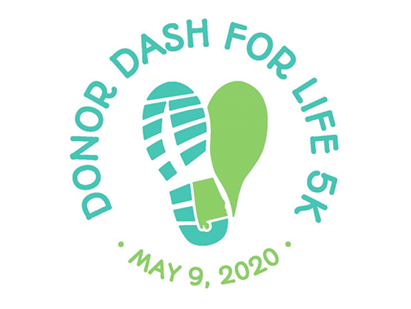 Donate Life Alabama Hosts First 5K to Benefit Organ, Eye and Tissue Donation