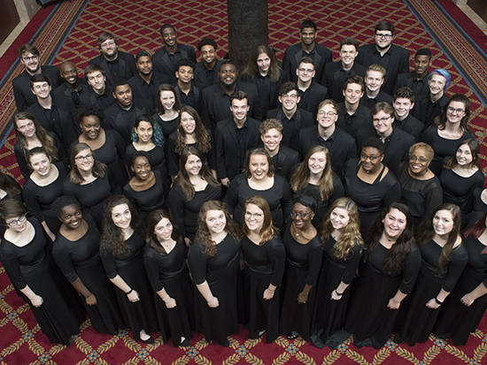 UAB Concert Choir chosen to perform at choral conference in 2020
