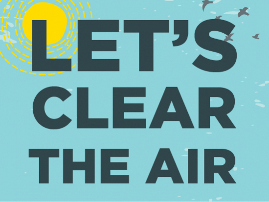 Clear the air in Birmingham's Health District by decreasing secondhand smoke and increasing walkability