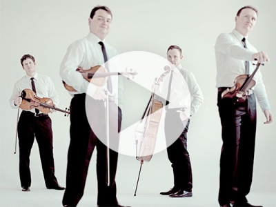 Jerusalem Quartet performs March 25 at UAB's Alys Stephens Center