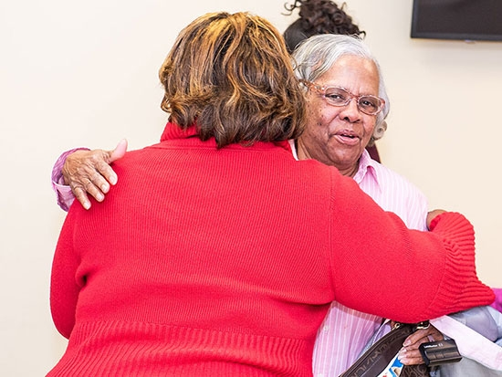 Growing grassroots change with the 'cancer ladies'