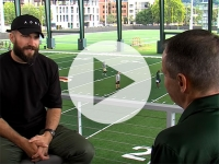 Alumnus Sam Hunt shares his memories of UAB