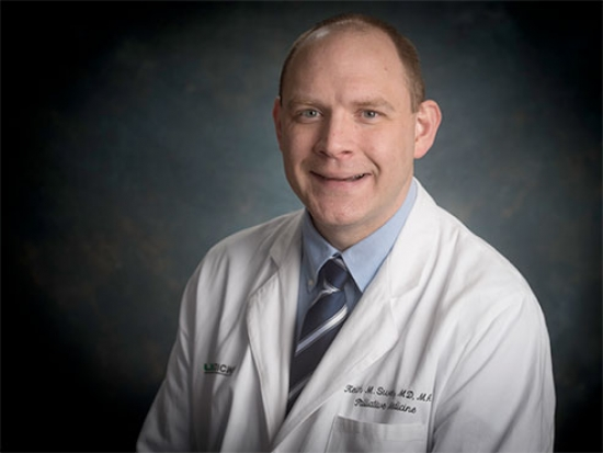 UAB professor honored by Hastings Center Cunniff-Dixon Early-Career Physician Award