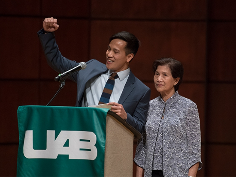 UAB School of Medicine celebrates Match Day