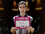 UAB Women's Basketball goes pink for breast cancer awareness