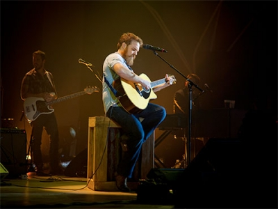 Marc Broussard live at UAB's Alys Stephens Center on March 17