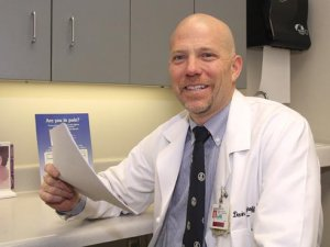 Eckhoff appointed to endowed chair of transplantation surgery