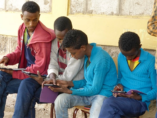 New software makes educational materials more accessible in developing nations