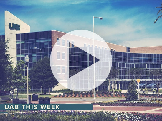 UAB This Week: May 25