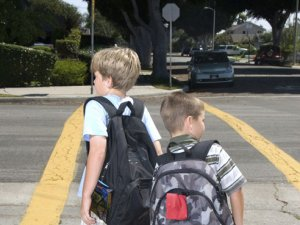 ADHD kids at increased risk when crossing the street
