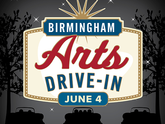 Go to free Birmingham Arts Drive-in on the UAB campus June 4