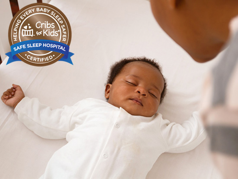 UAB WIC earns infant safe sleep designation