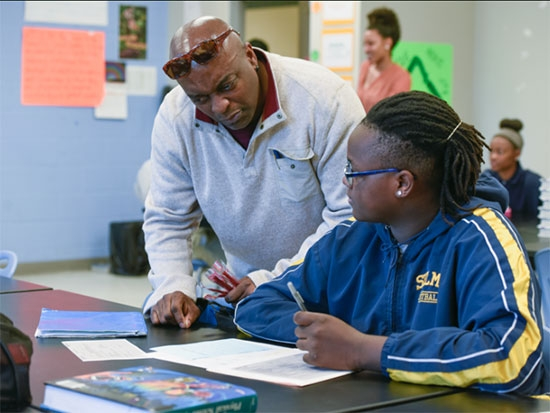 Alabama Black Belt students receive tutoring, mentoring from UAB community