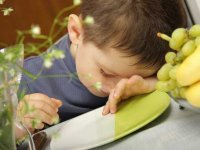 Good eating and sleep habits help kids succeed in school