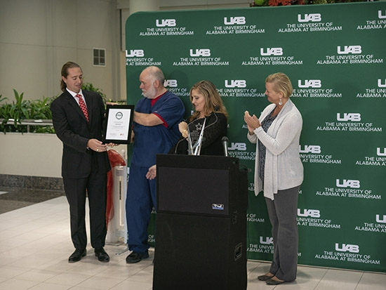 American Heart Association awards UAB for excellence in CPR training