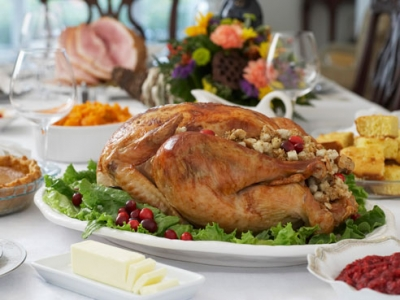 Curb your appetite and avoid overeating this holiday season