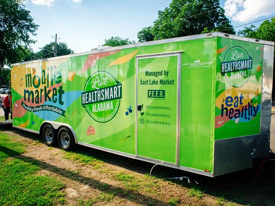 Live HealthSmart Alabama Mobile Market expands route