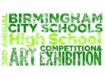 UAB, Birmingham City Schools present Art Competition and Exhibition