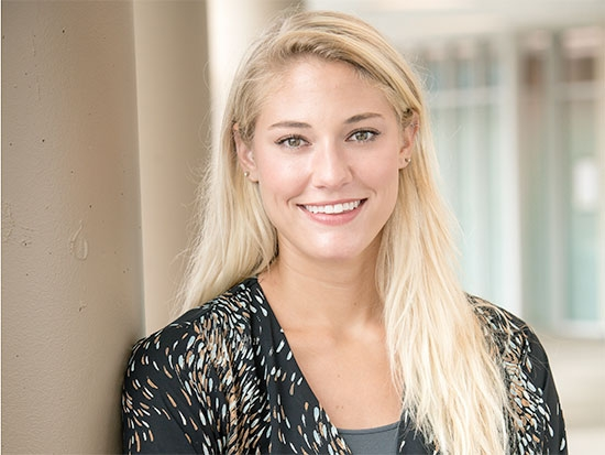 Beach volleyball player seeks to research eating disorders in female college athletes