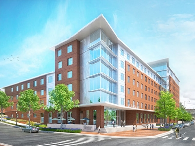 Groundbreaking for new Residence Hall 2020 set for Nov. 15
