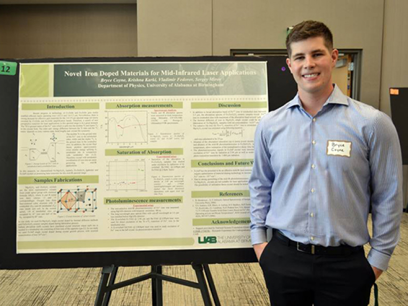 Undergraduates receive hands-on experience during summer research program