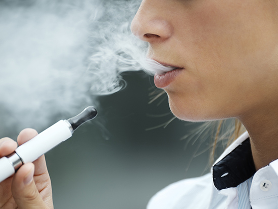 Cohort will study how vaping, environment and lifestyle impact long-term lung health in millennials