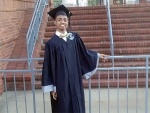 Bilateral lung transplant provides Montgomery teen chance to graduate, better future