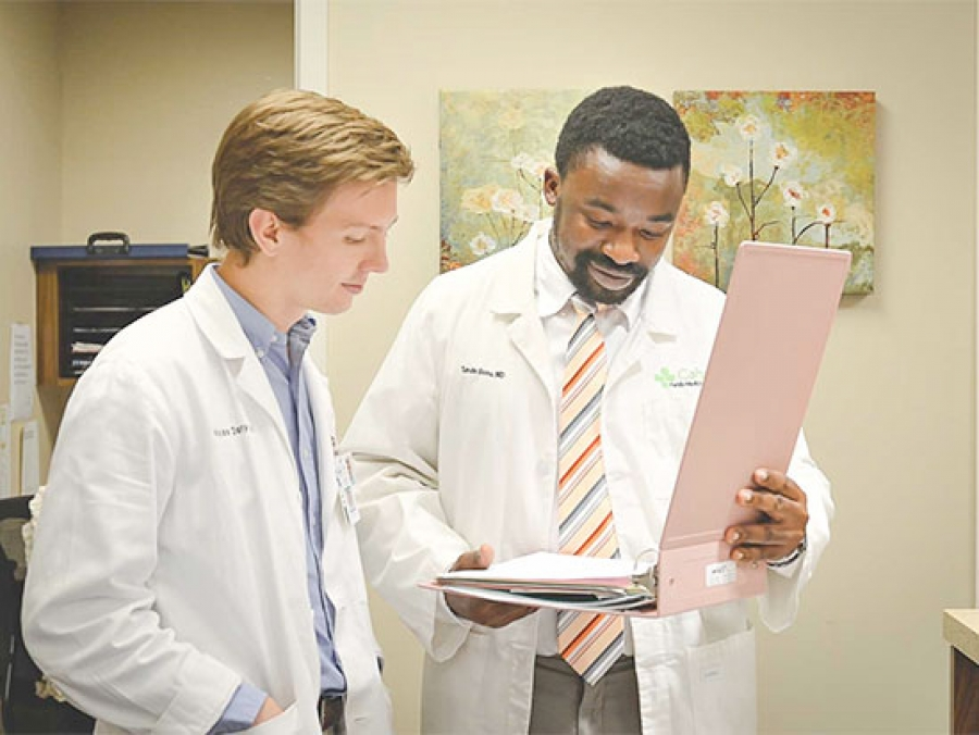 UAB - News - UAB launches Family Medicine Residency with