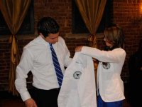 UAB Surgical Physician Assistant students hold first White Coat Ceremony