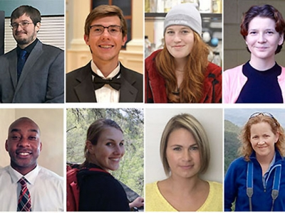 Eight UAB students receive top awards at Alabama Academy of Science competition