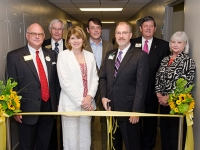 UAB Callahan Eye Hospital emergency department, Lions Eye Clinic opens