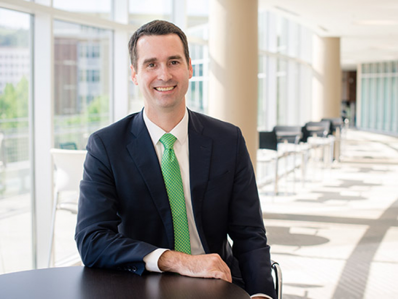 UAB admissions director named president of regional association