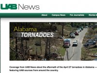 CASE honors UAB's crisis-management communications