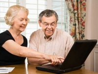 Using the Internet could decrease loneliness in seniors