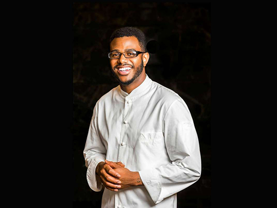 """""""A Culinary Conversation"""" with chefs Kwame Onwuachi and Chris Hastings, Oct. 4"""