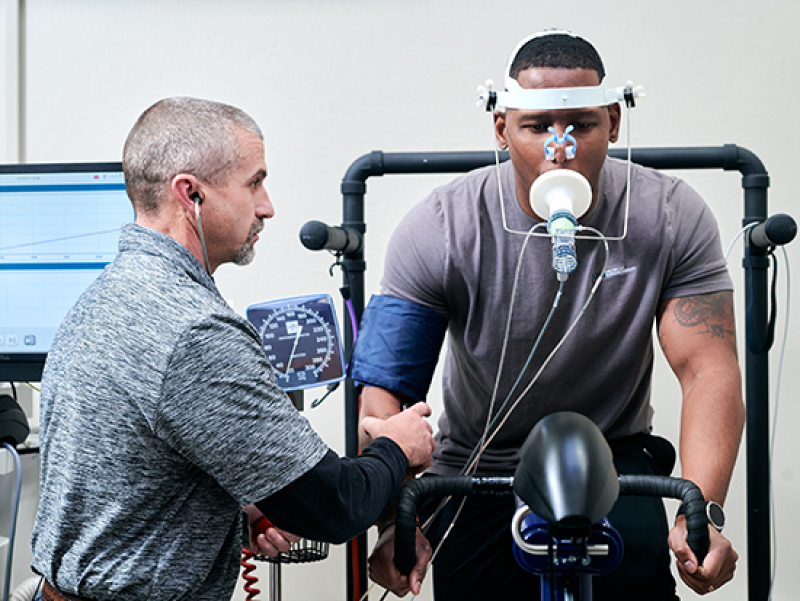 Research project looks to understand how exercise affects your body all the way down to your molecules