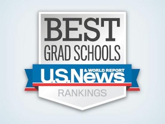 Graduate, professional programs earn strong U.S. News & World Report rankings