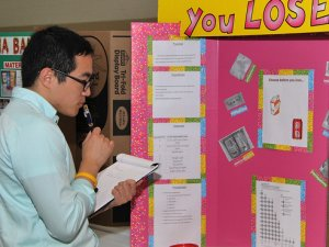 CORD's outreach helps students qualify for science fair