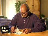 Study to look at social support, intuitive eating impact on older diabetic African-American men